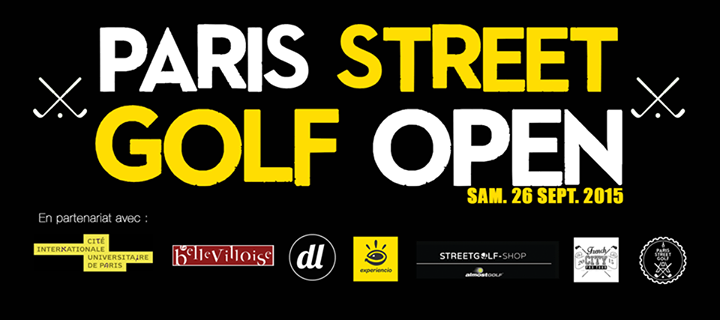 PARIS STREET GOLF OPEn