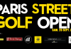 Paris Street Golf Open 2015