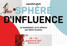 Sphère d'influence basket paris expo